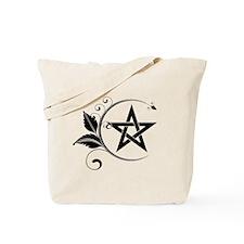 Cute Pentacle Tote Bag