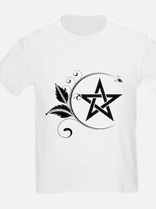 Unique Pentagram T-Shirt