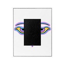 Funny Buddha eyes Picture Frame