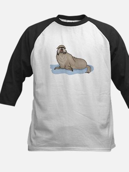 Sea Lion Baseball Jersey