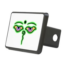 Buddha eyes Hitch Cover