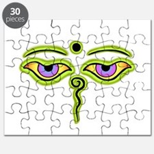 Cute Buddha eyes Puzzle