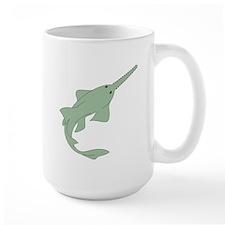 Sawfish Mugs