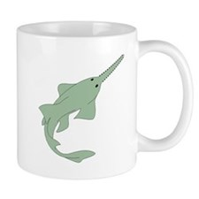 Sawfish Mugs