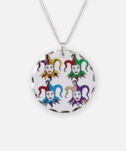4 Jesters Necklace