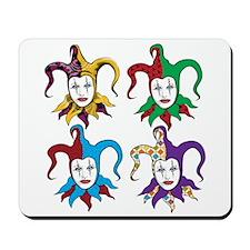 4 Jesters Mousepad