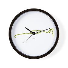 The Superbird Wall Clock