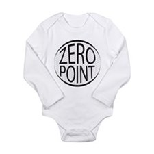 Zero Point Glaze Long Sleeve Infant Bodysuit