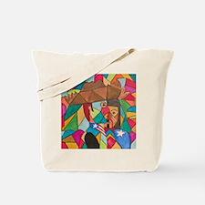 Jibaro Origin by Julie Crisan Tote Bag
