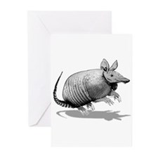 Armadillo Greeting Cards (Pk of 10)