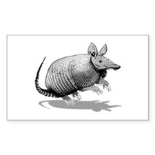 Armadillo Decal