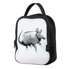 armadillo3.jpg Neoprene Lunch Bag