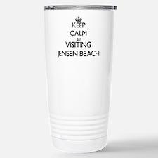Cute Jensen beach florida Travel Mug