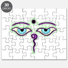 Buddha eyes Puzzle