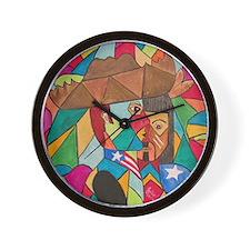 Jibaro Origin Wall Clock