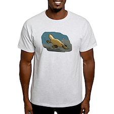 Platypus Underwater T-Shirt