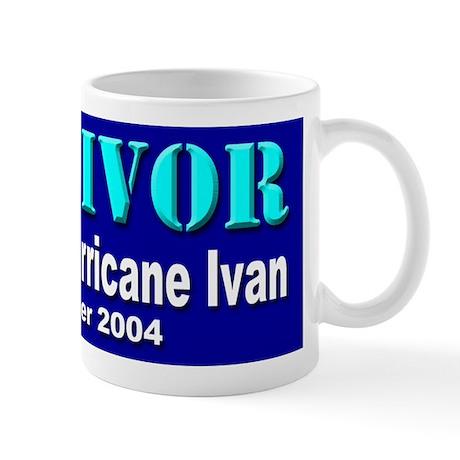 Hurricane Ivan Survivor Mug