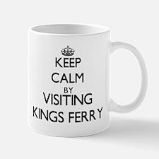 Keep calm by visiting Kings Ferry Georgia Mugs