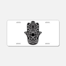 Fatima Aluminum License Plate