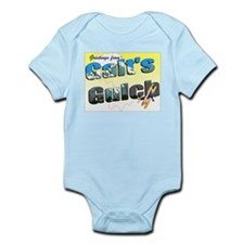 Greetings Infant Body Suit