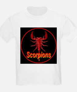 Midnight Scorpions T-Shirt