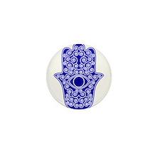 Cool Fatima Mini Button