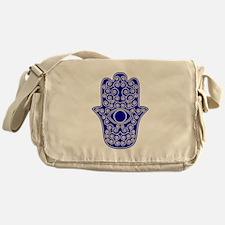 Funny Fatima Messenger Bag