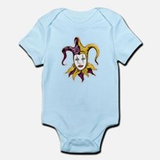 Joker Jester Comic Comedian Infant Bodysuit