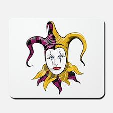 Joker Jester Comic Comedian Mousepad