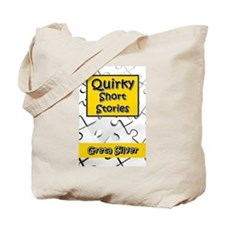 Quirky Short Stories Tote Bag
