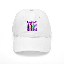 Hands Up Don't Shoot Baseball Baseball Cap