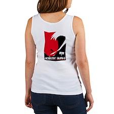 Nobody Surfs Like a Florida Girl Women's Tank Top