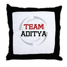 Aditya Throw Pillow