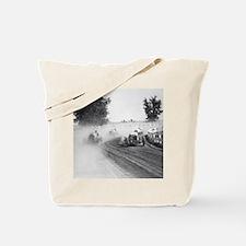 Rockville Fair Auto Races, 1923  Tote Bag