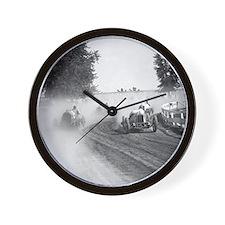 Rockville Fair Auto Races, 1923  Wall Clock
