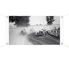 Rockville Fair Auto Races, 1923  Banner