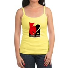 Nobody Surfs Like a Florida Girl Tank Top