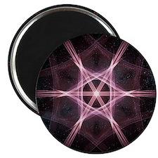 Fractal Starburst Magnets