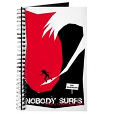Nobody Surfs Like a Florida Girl Journal