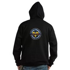 What Would Reacher Do? Black Hoodie