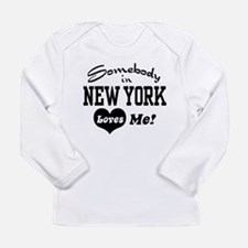somebodyinnewyork9 Long Sleeve T-Shirt