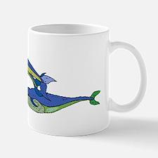 Blue Whales Mugs
