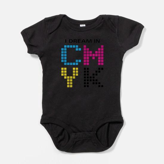 Dream In CMYK Infant Bodysuit Body Suit