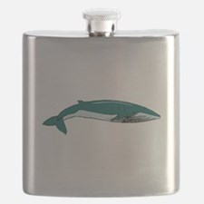 Blue Whale Flask