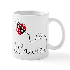 Ladybug Lauren Mugs
