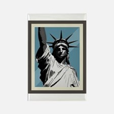 Lady Liberty Magnets