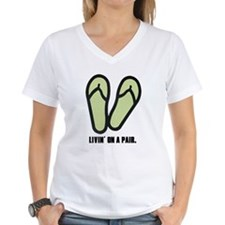 Livin' On A Pair T-Shirt