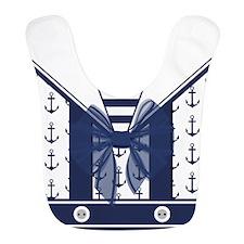 Anchors Aweigh! Bib