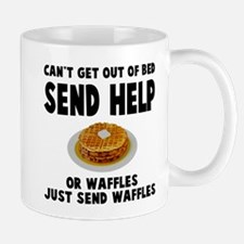 Send waffles Mugs