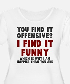 You find it o T-Shirt